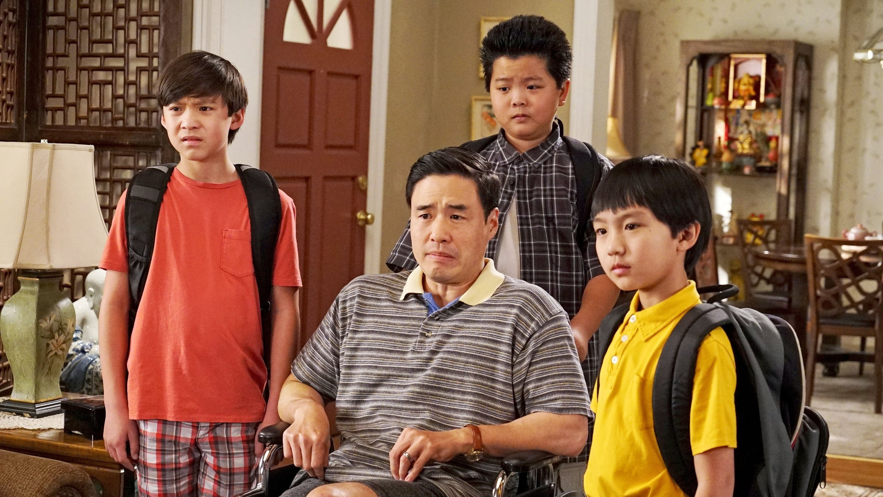 Fresh Off the Boat Season 2 :Episode 16  Tight Two