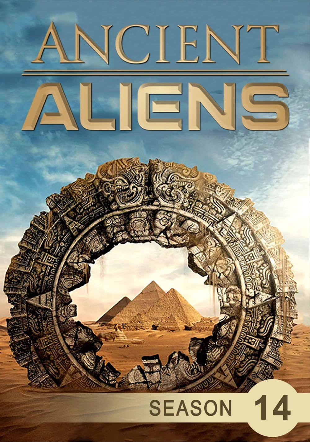 Ancient Aliens Season 14
