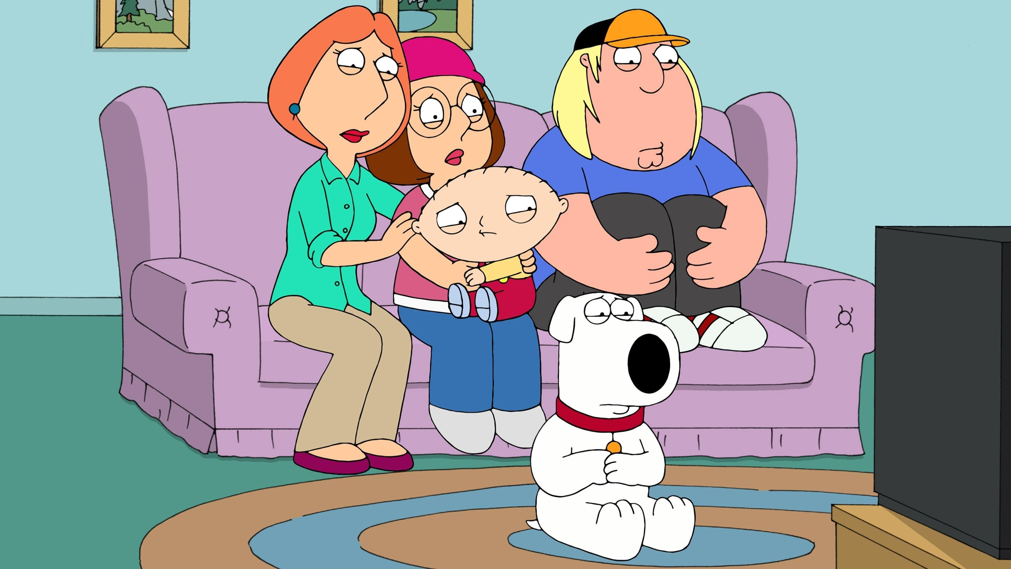 Family Guy Season 8 :Episode 16  April in Quahog