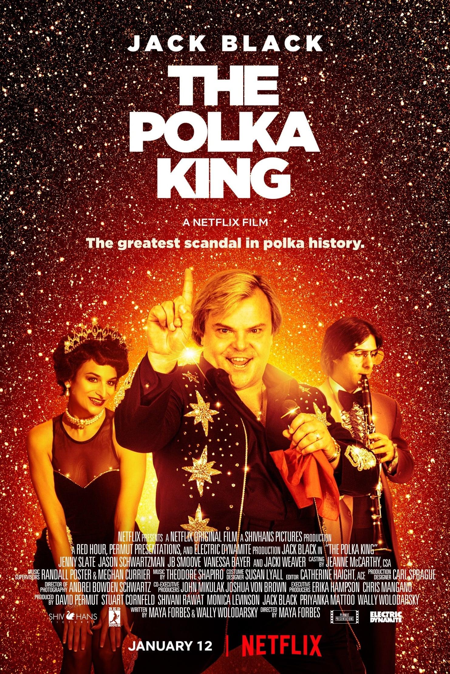 Póster The Polka King