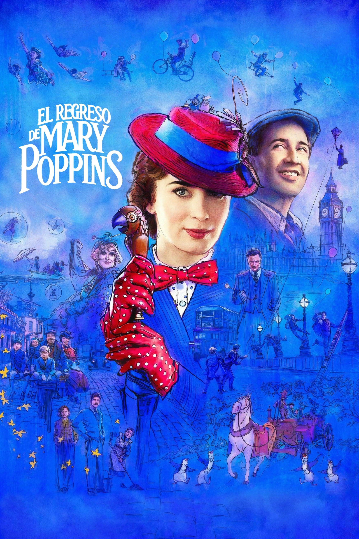 Imagen 1 Mary Poppins Returns