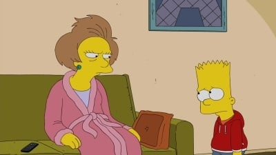 The Simpsons Season 21 :Episode 2  Bart Gets a 'Z'