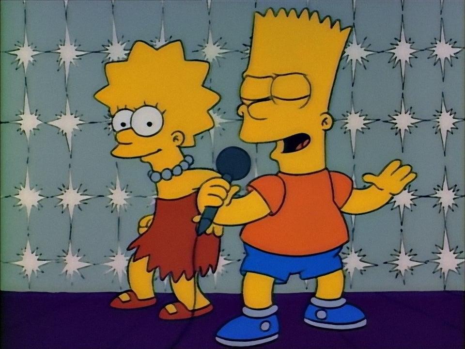 The Simpsons - Season 2 Episode 11 : One Fish, Two Fish, Blowfish, Blue Fish