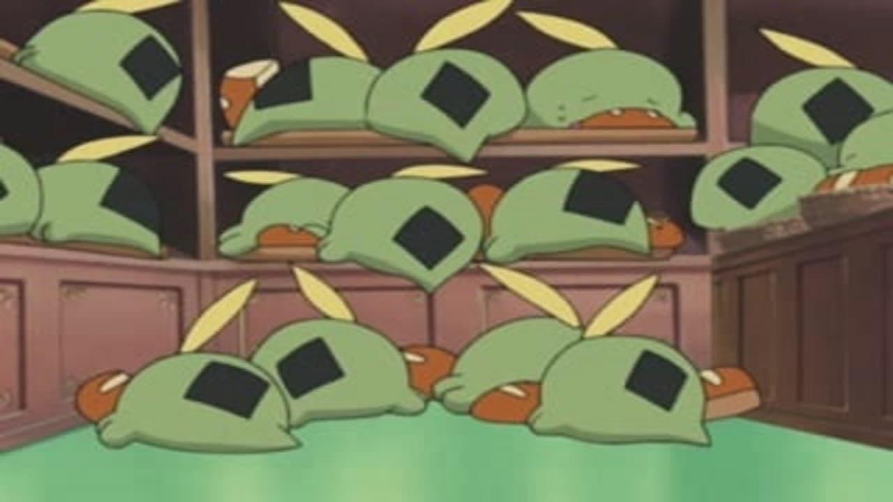Pokémon Season 7 :Episode 25  Gulpin it Down!