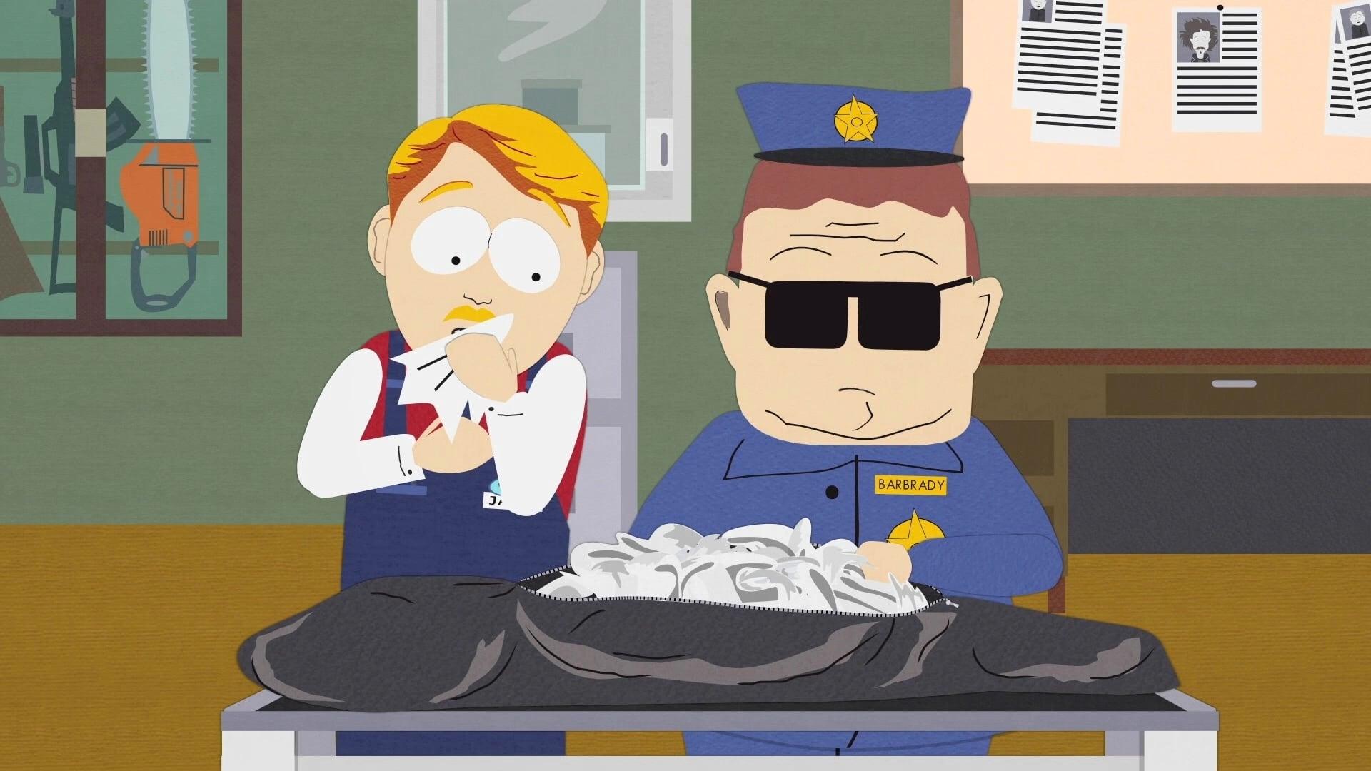 South Park Season 7 :Episode 3  Toilet Paper