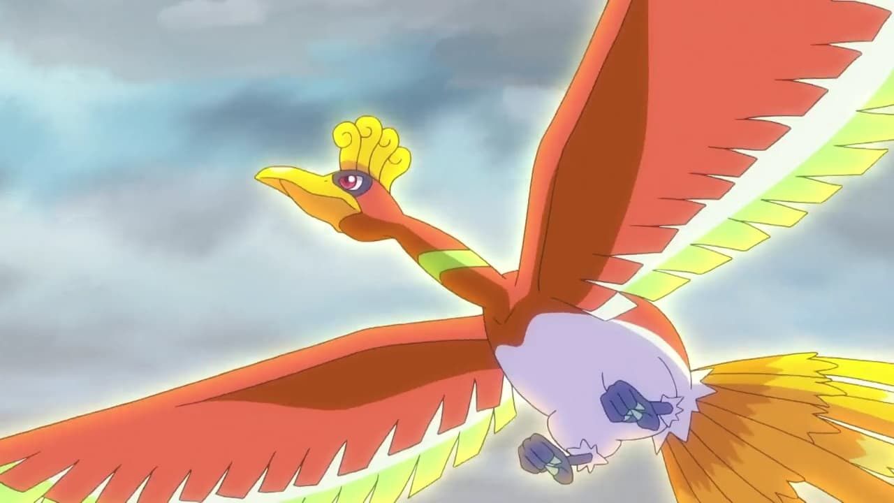 Pokémon Season 23 :Episode 9  Finding a Legend!