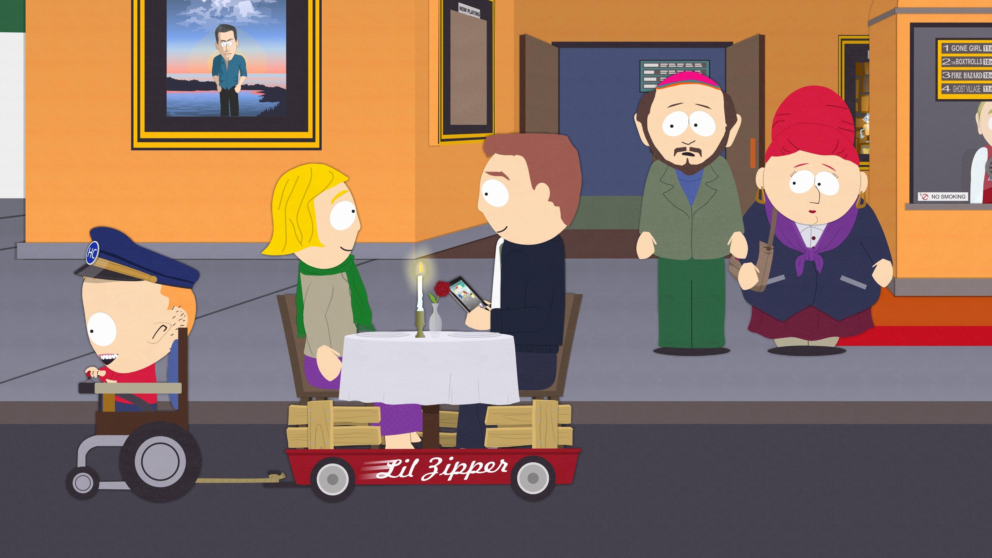 Season 18 :Episode 4  Handicar