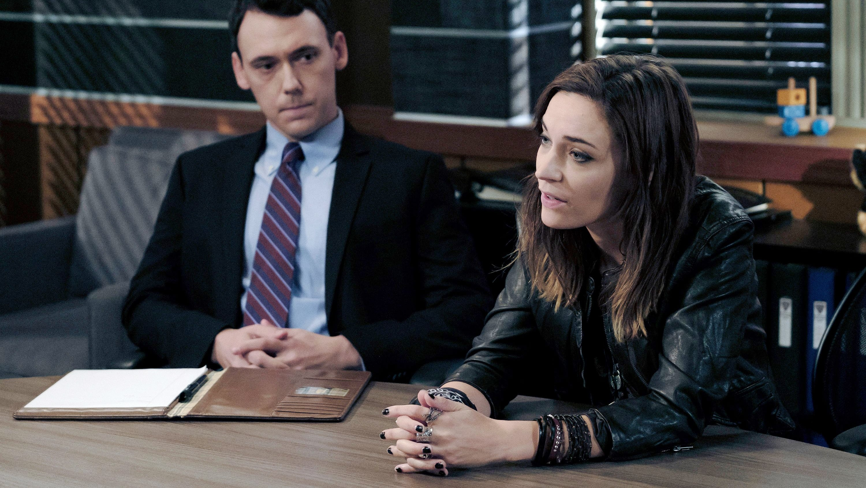Law & Order: Special Victims Unit - Season 19 Episode 3 : Contrapasso