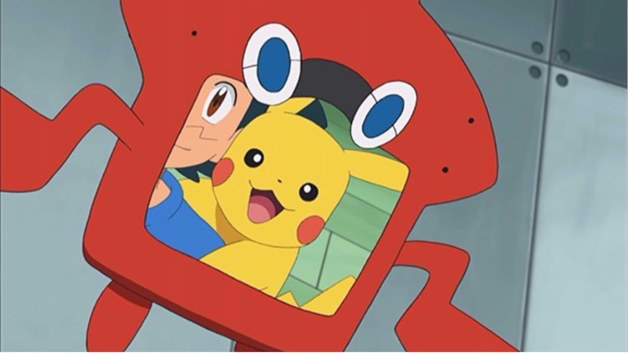 Pokémon Season 20 :Episode 3  Loading the Dex!