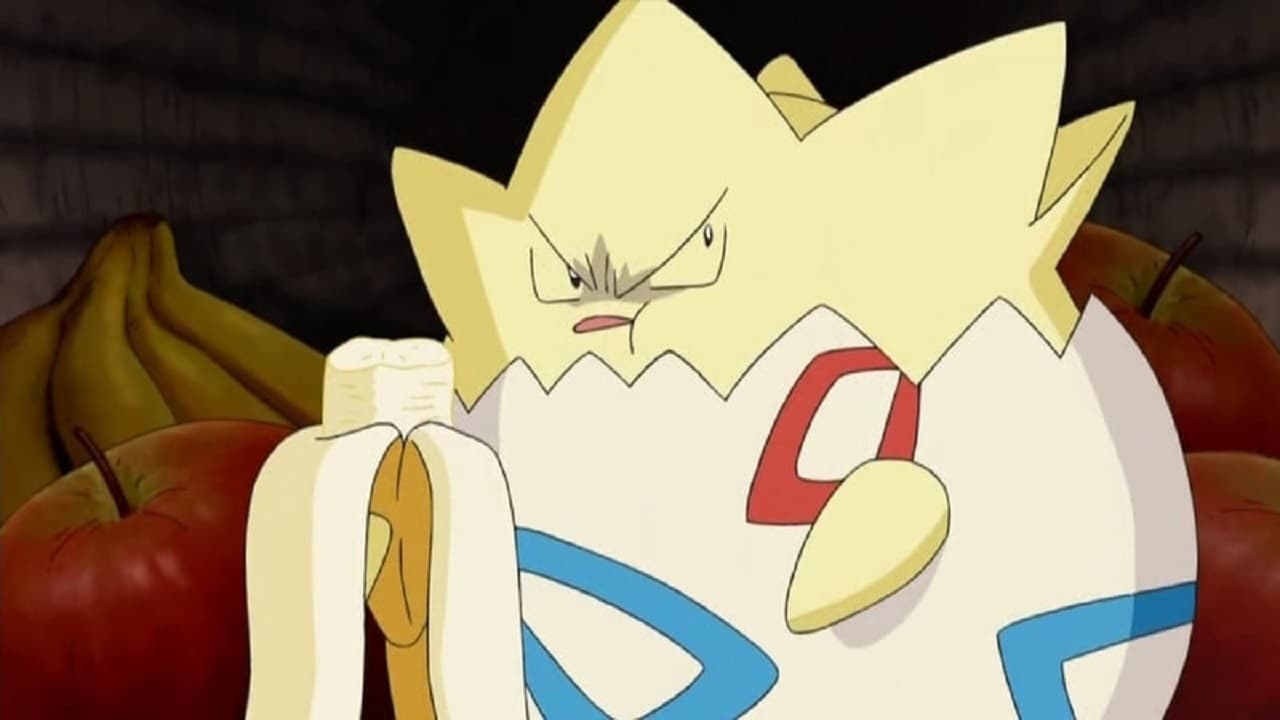 Pokémon Season 12 :Episode 38  Where No Togepi Has Gone Before!