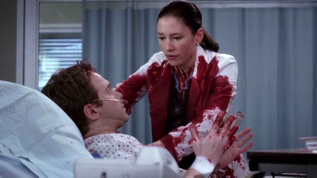 Grey's Anatomy Season 4 :Episode 10  Crash Into Me (Part 2)