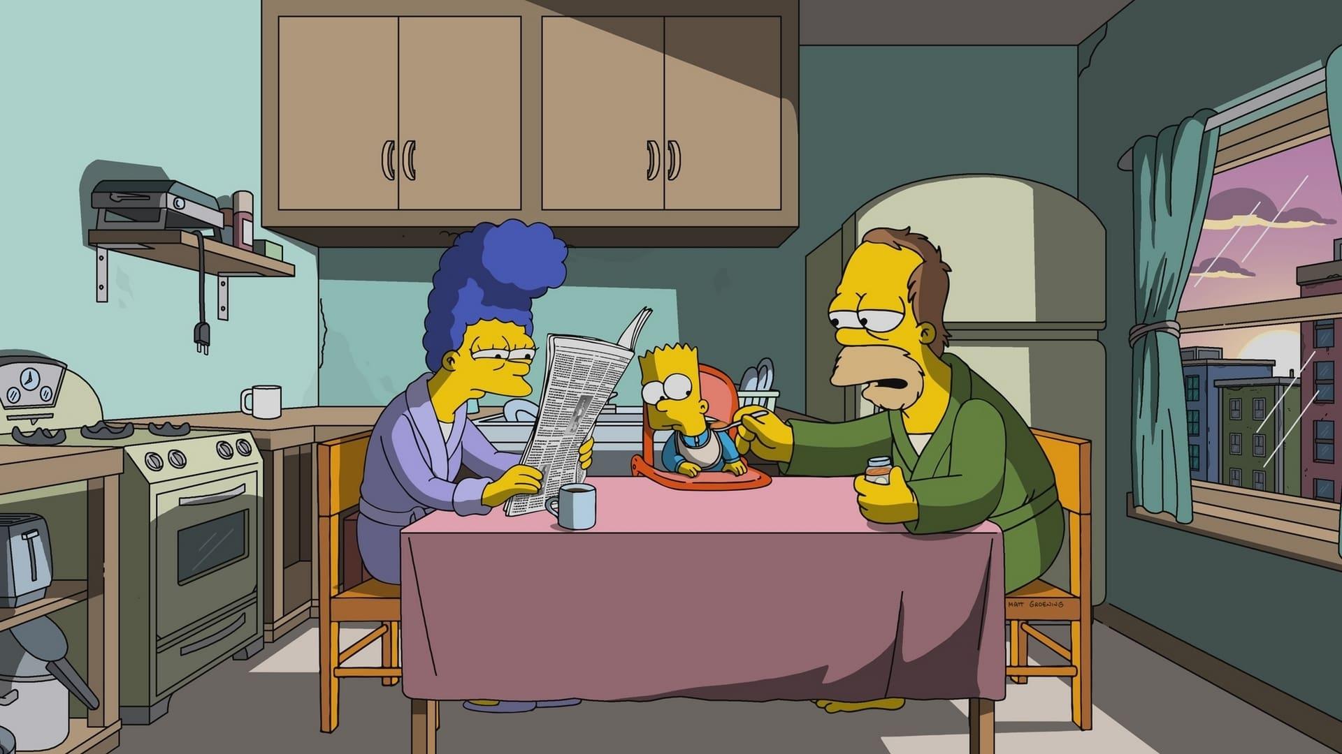 Die Simpsons Season 29 :Episode 13  Doppeltes Einkommen, kinderlos