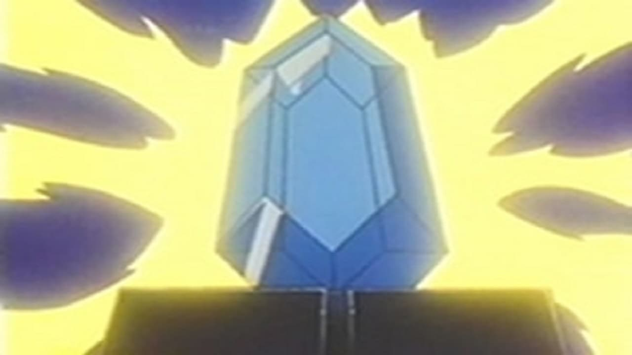 Pokémon Season 5 :Episode 33  As Clear as Crystal