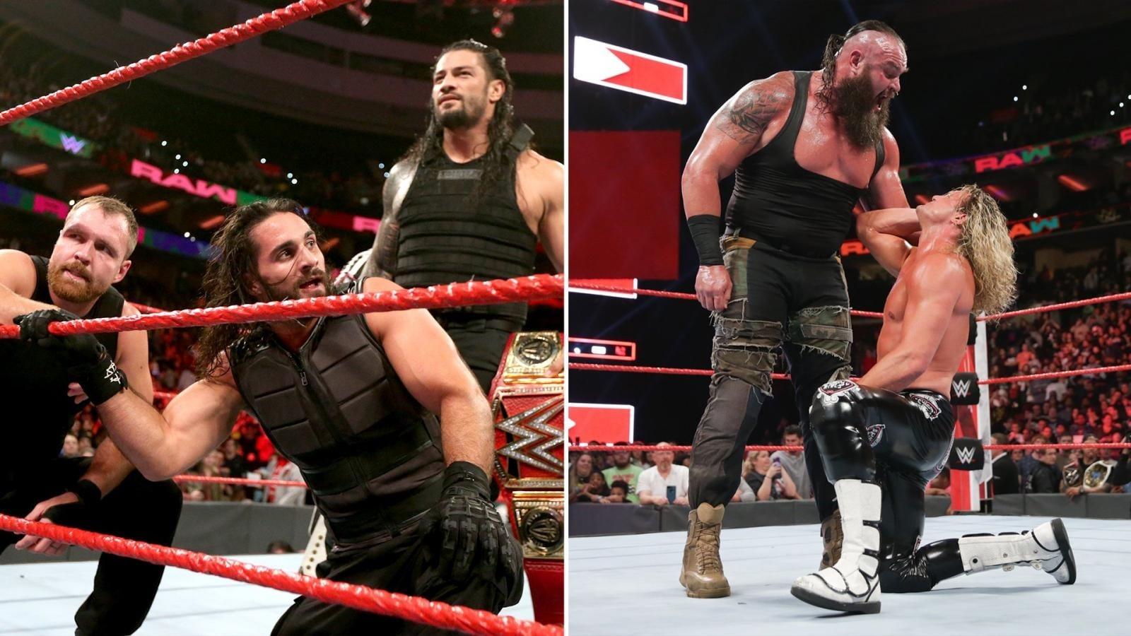 WWE Raw Season 26 :Episode 42  October 15, 2018 (Philadelphia, PA)