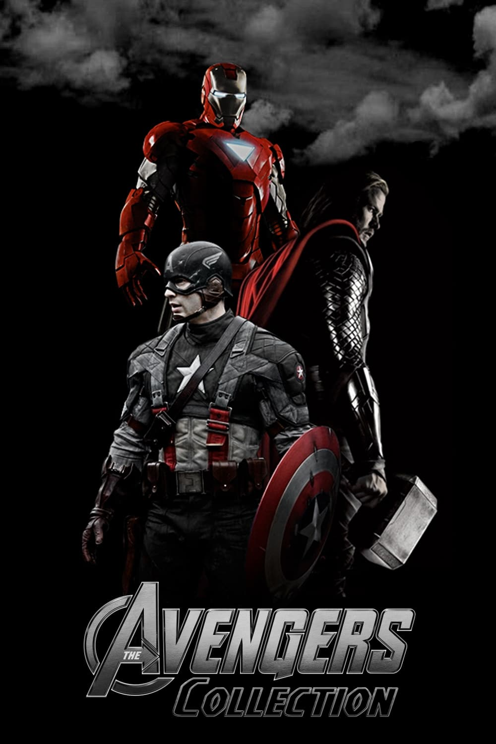 The Avengers: All Movies From The Avengers Collection Saga Are On Movies