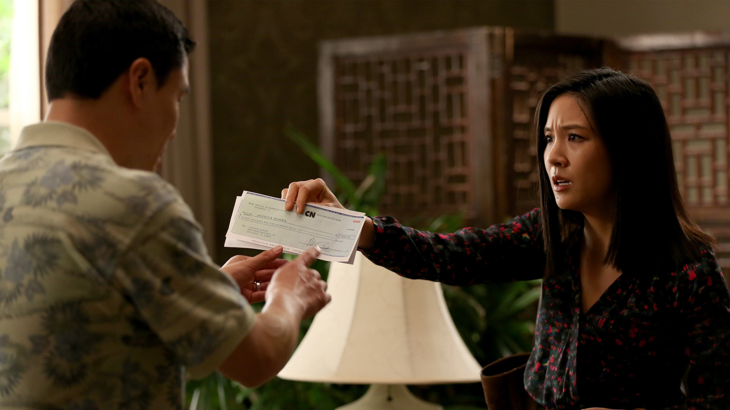 Fresh Off the Boat Season 1 :Episode 11  Very Superstitious