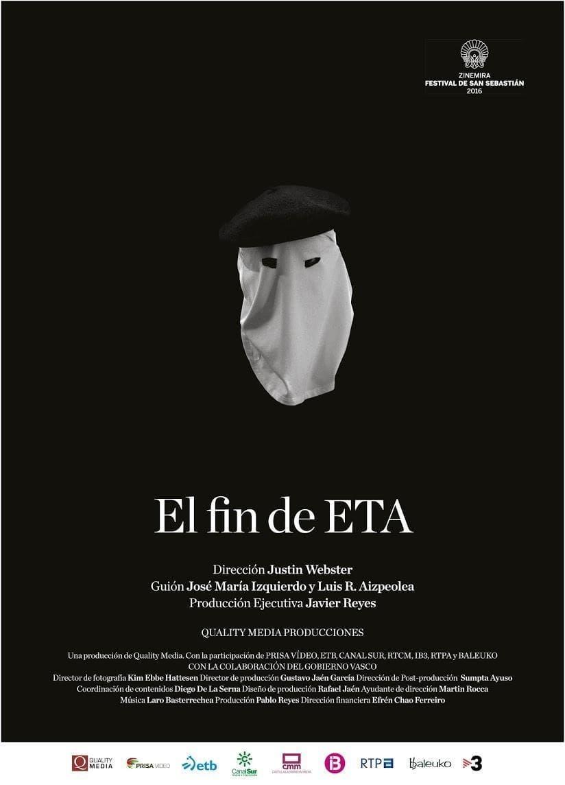 Póster El fin de ETA