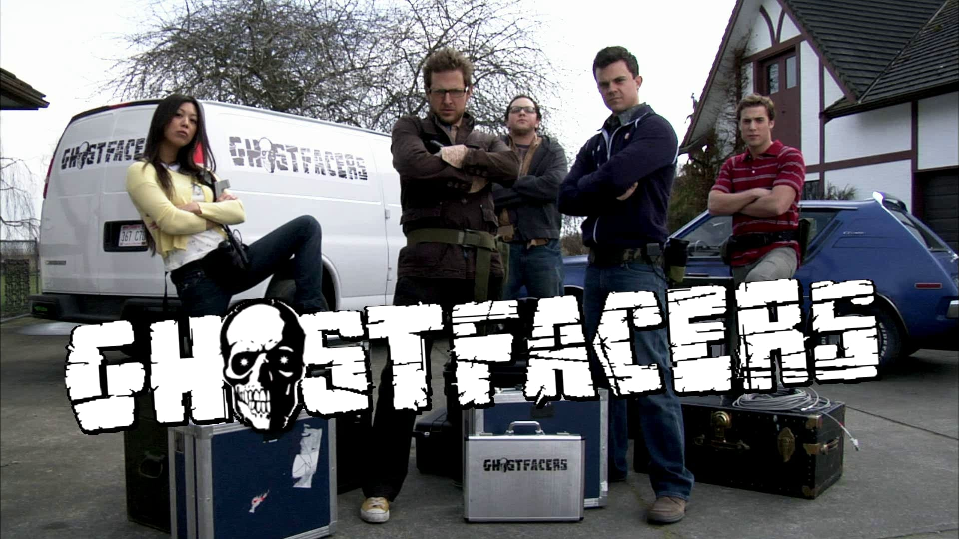 Supernatural Season 3 :Episode 13  Ghostfacers