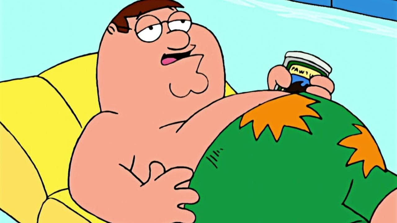 Family Guy - Season 2 Episode 1 : Peter, Peter, Caviar Eater