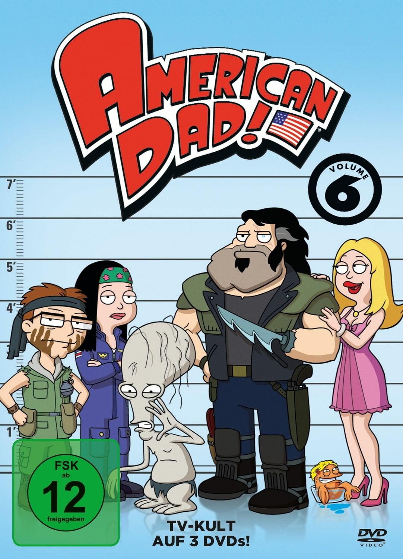 American Dad Season 6