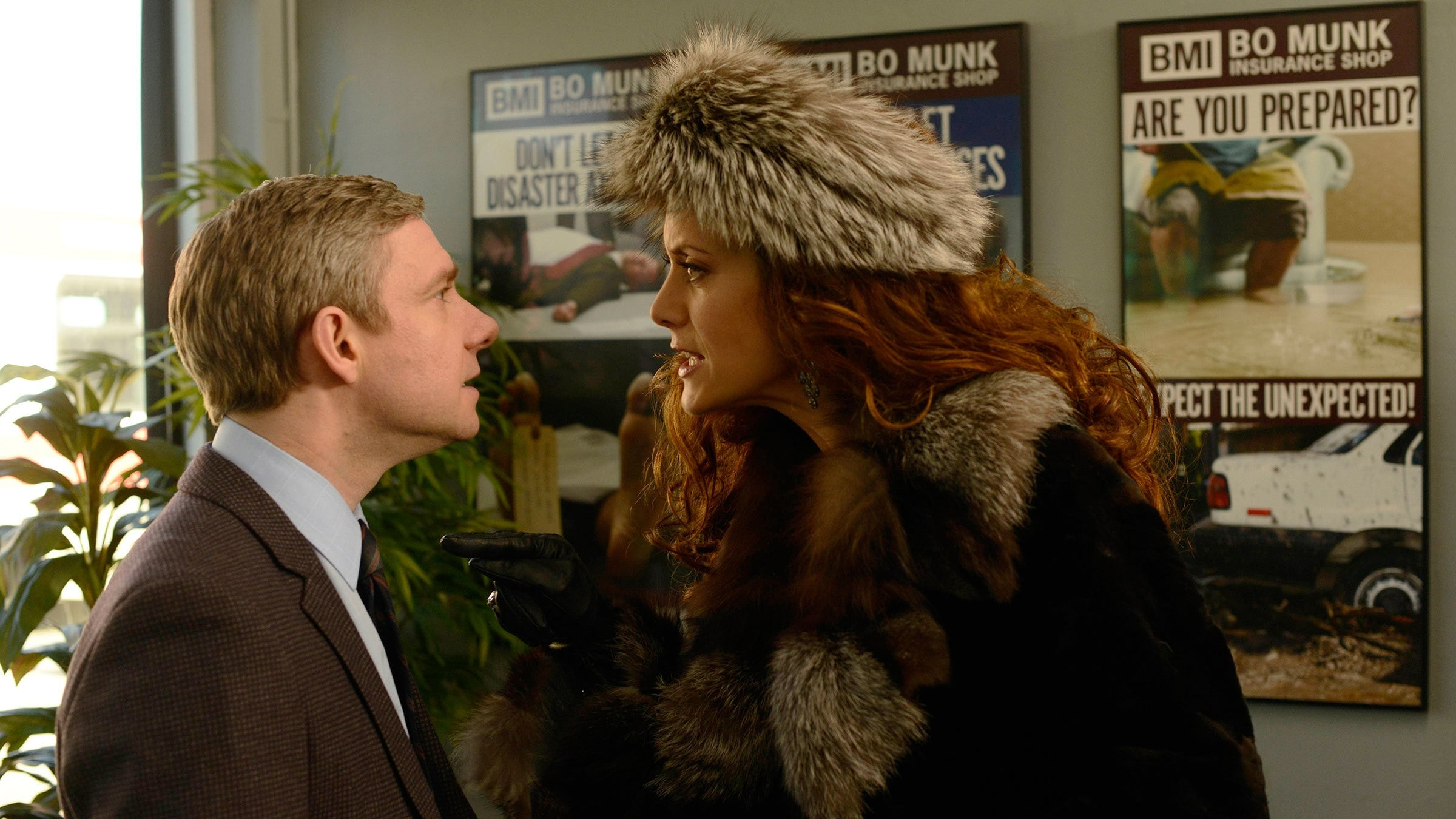 Fargo Season 1 :Episode 8  The Heap