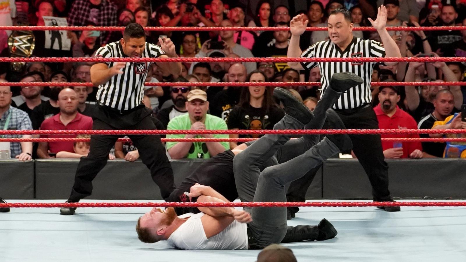 WWE Raw Season 26 :Episode 47  November 19, 2018 (Los Angeles, CA)