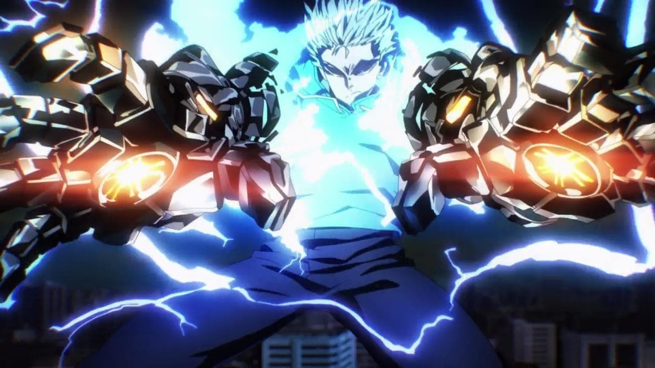 One Punch Man Season 1 :Episode 7  Überlegender Schüler