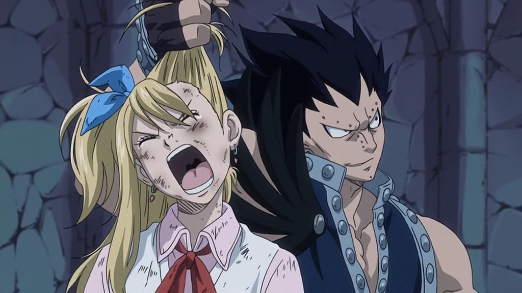 Fairy Tail Season 1 :Episode 26  Lodernde Schwingen