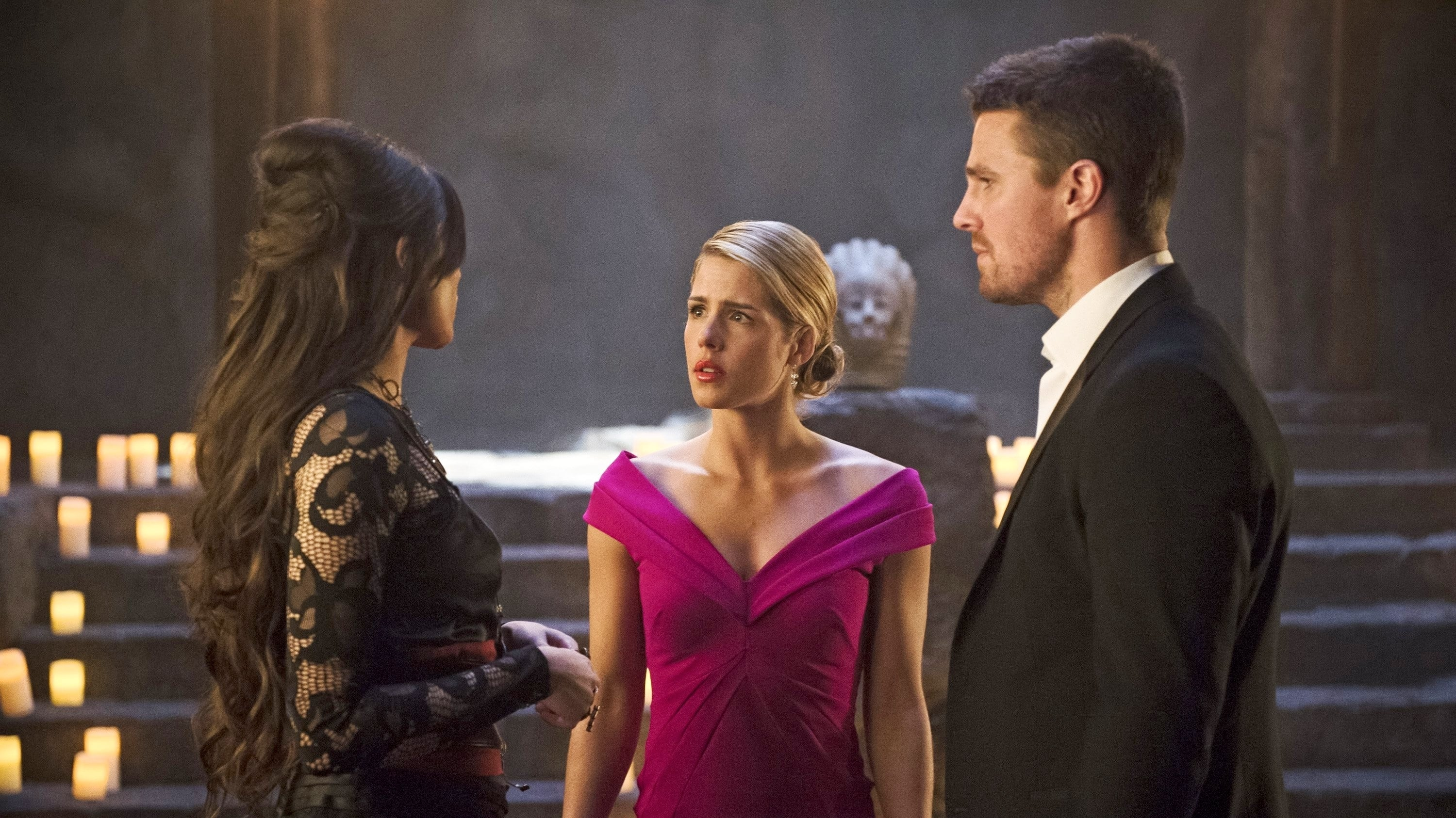 Arrow Season 4 :Episode 20  Projekt Genesis
