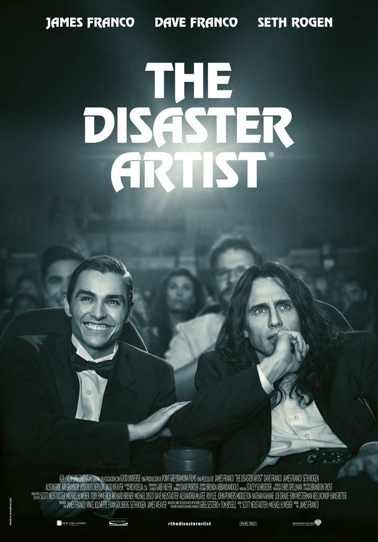 Póster The Disaster Artist