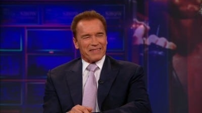 The Daily Show with Trevor Noah Season 18 :Episode 1  Arnold Schwarzenegger