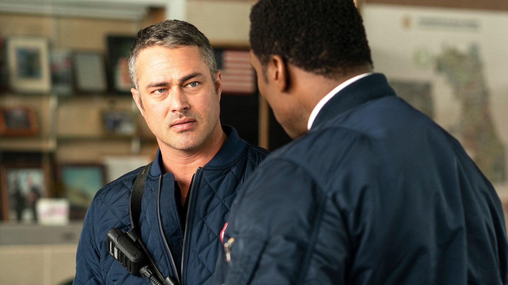 Chicago Fire Season 7 :Episode 21  Einer von den Guten