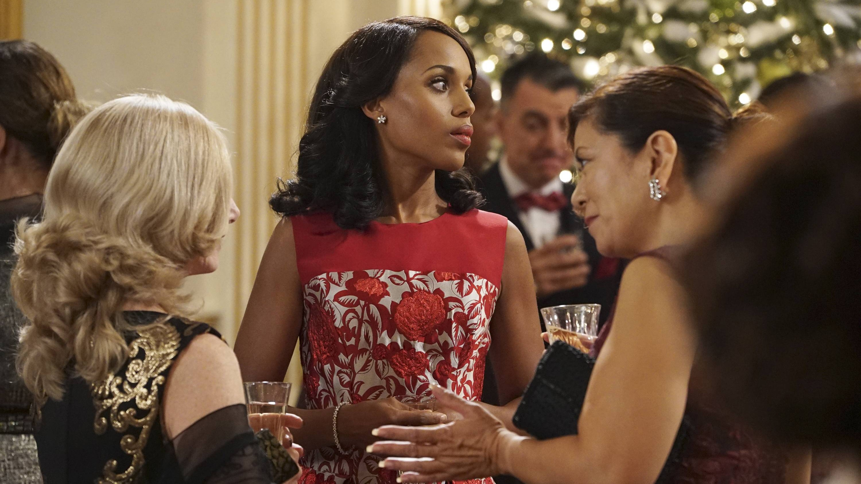 Scandal Season 5 :Episode 9  Baby, It's Cold Outside