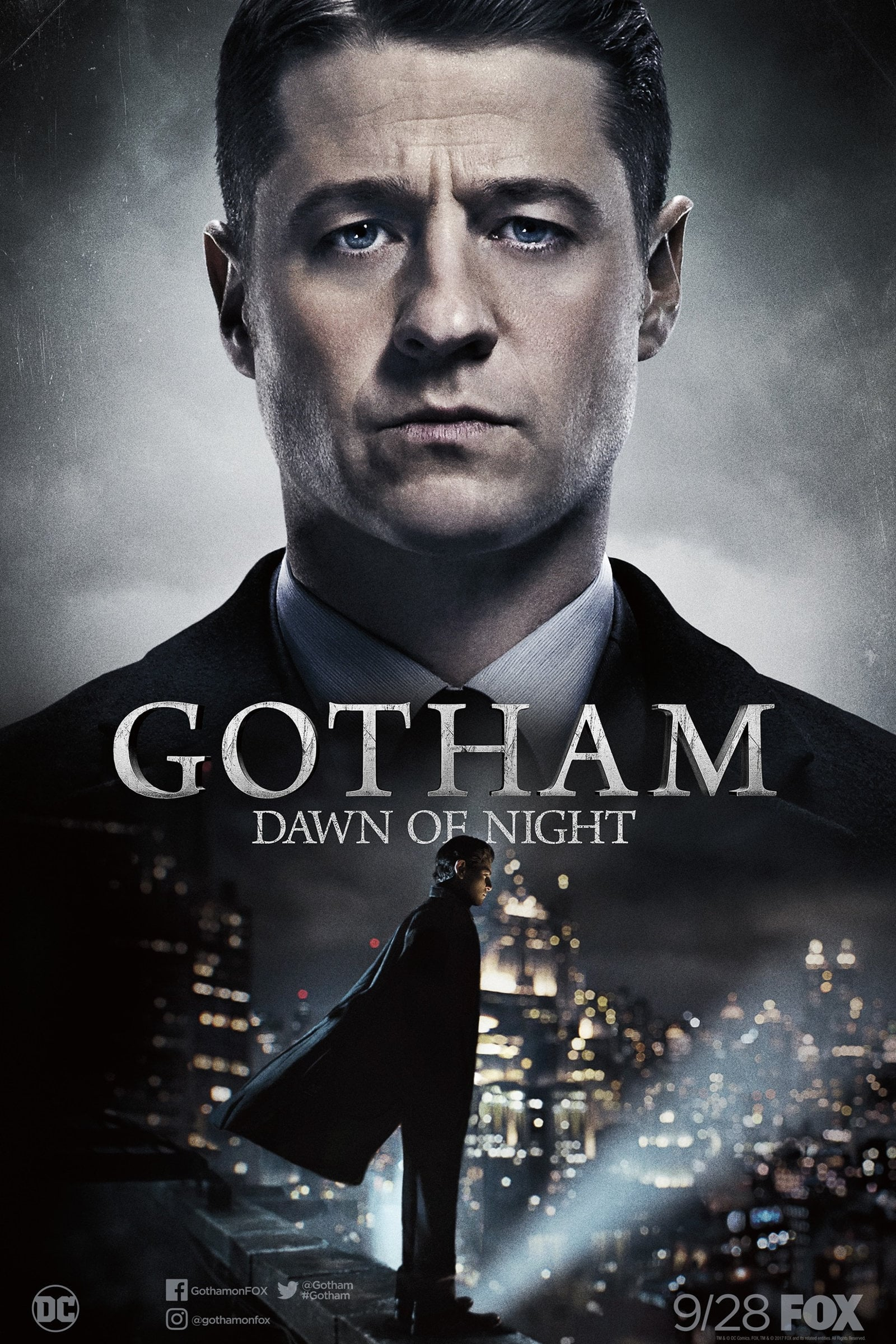 Gotham 4º Temporada (2017) Blu-Ray 720p Download Torrent Dub e Leg