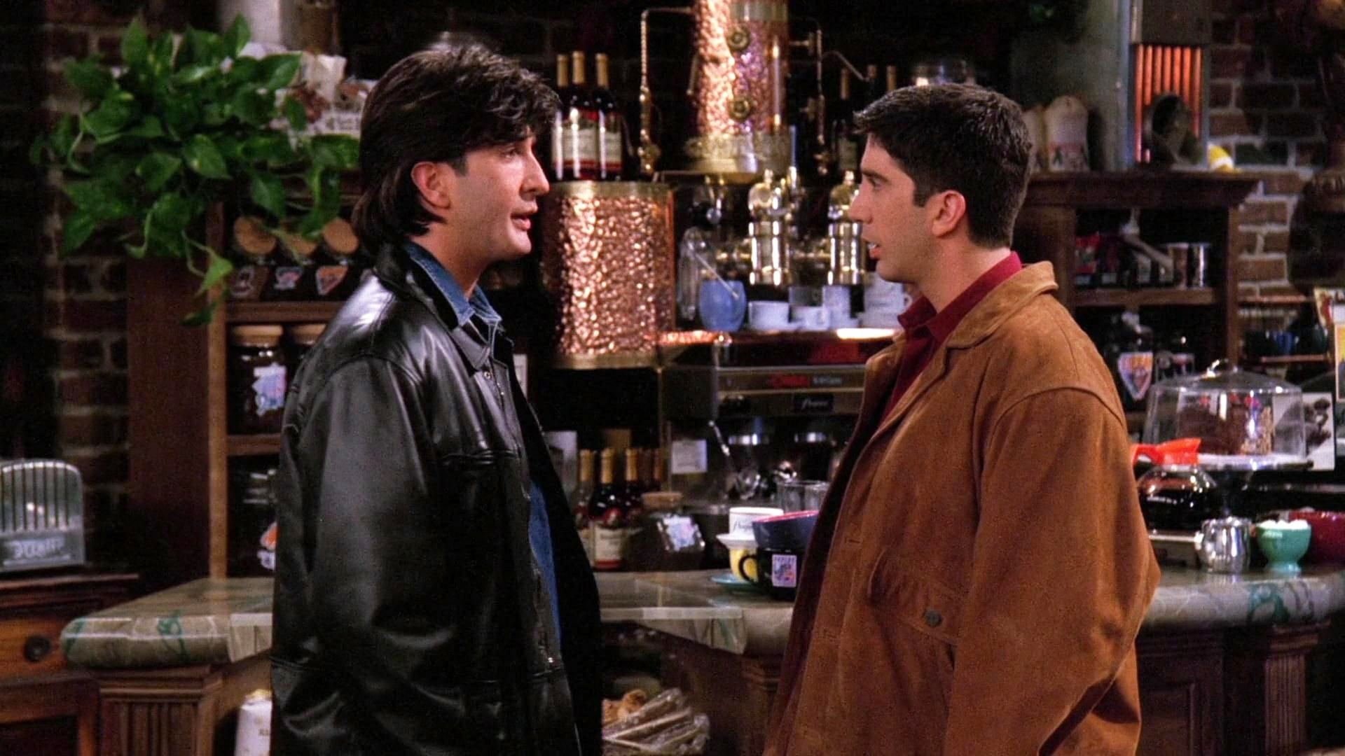 Friends Season 2 :Episode 10  The One with Russ