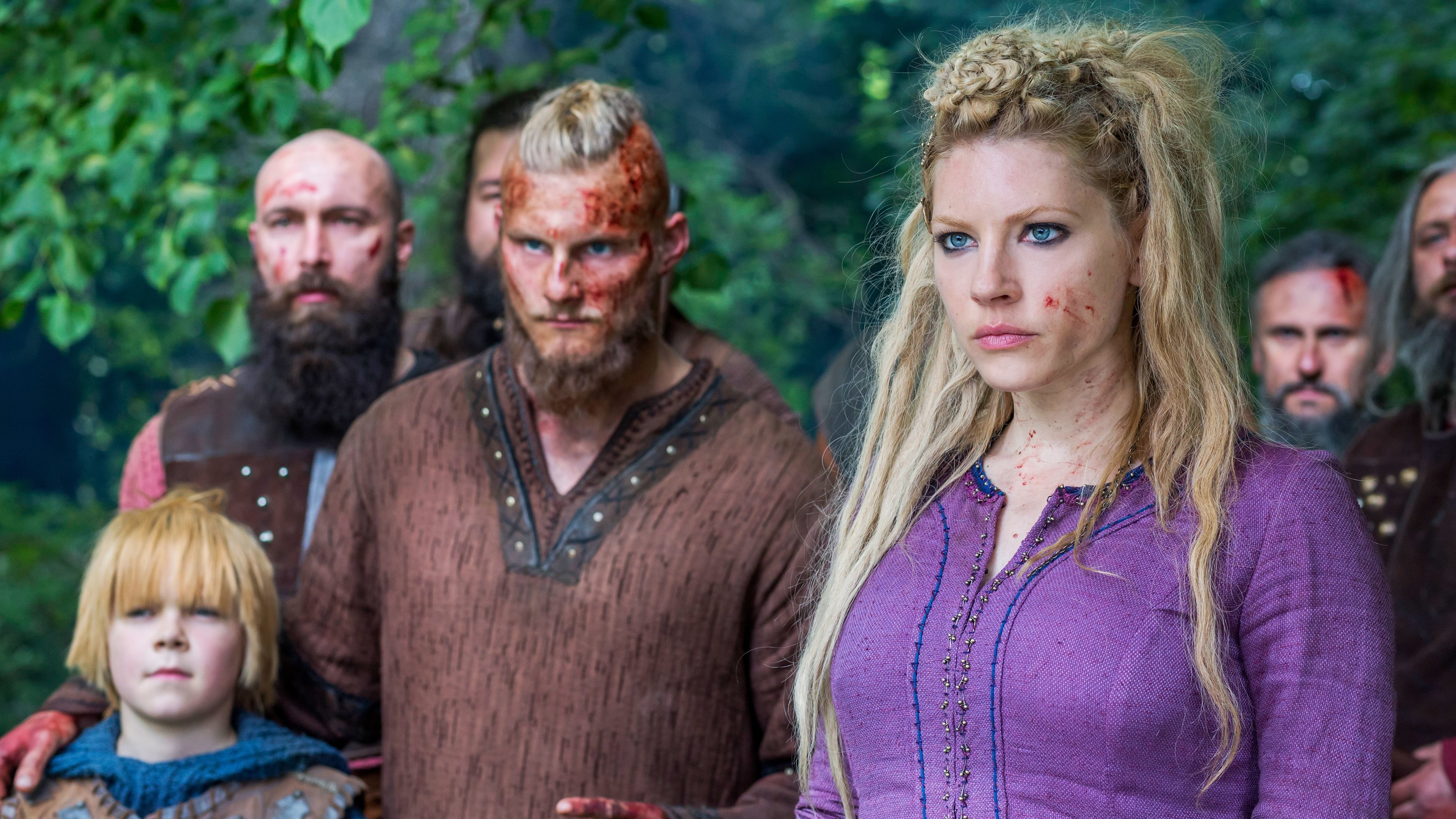 Vikings Season 4 :Episode 6  What Might Have Been