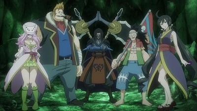 Fairy Tail - Season 5 Episode 5 : The Hungry Wolf Knights