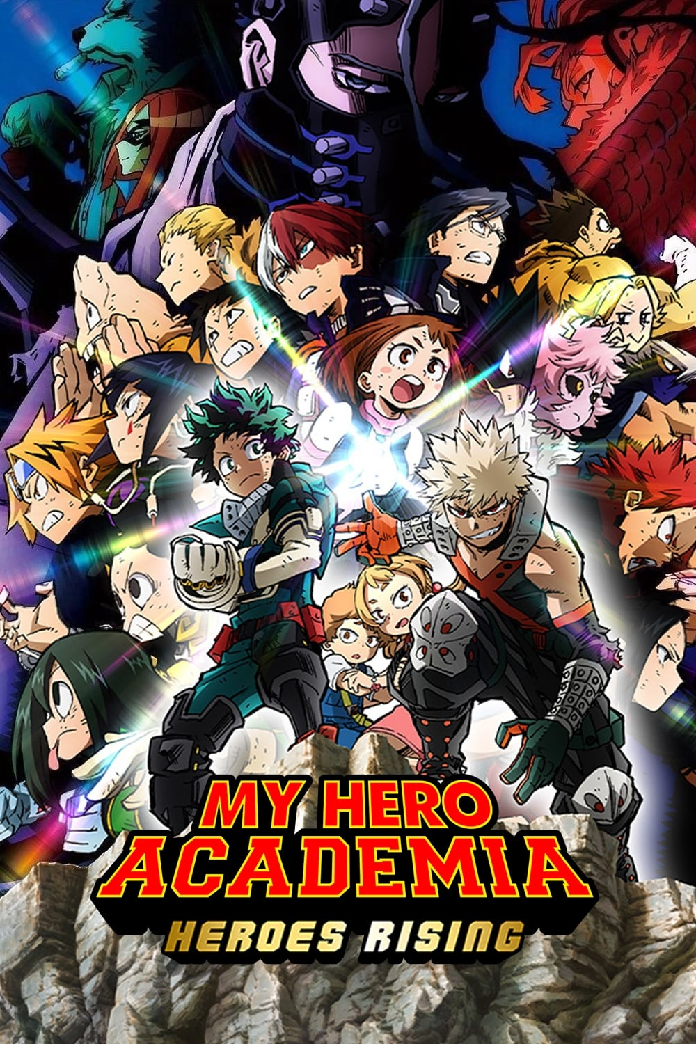 image for My Hero Academia: Heroes Rising