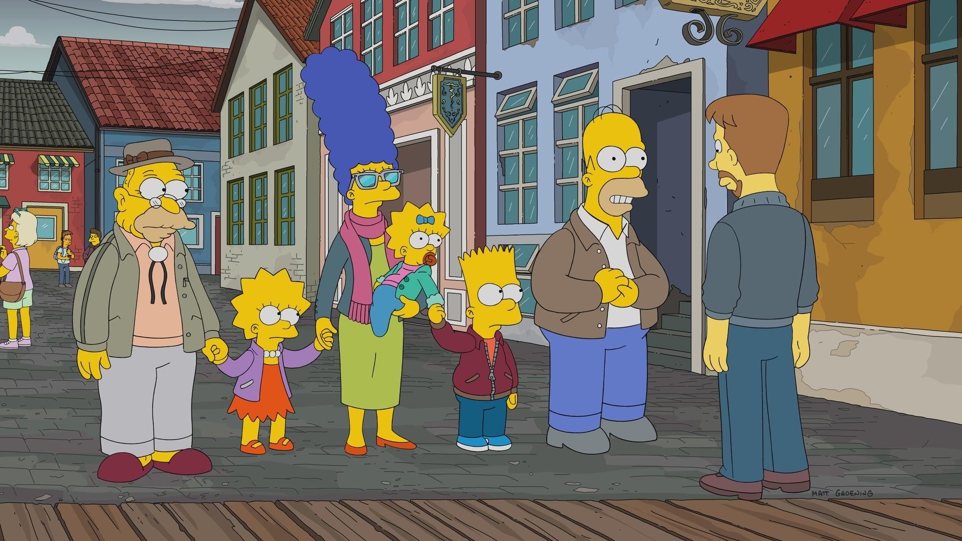 Die Simpsons Season 29 :Episode 20  Dänisches Krankenlager