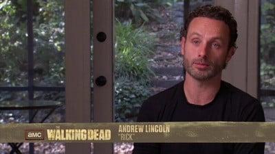 The Walking Dead Season 0 :Episode 23  Inside The Walking Dead: Triggerfinger
