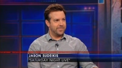 The Daily Show with Trevor Noah Season 17 :Episode 4  Jason Sudeikis