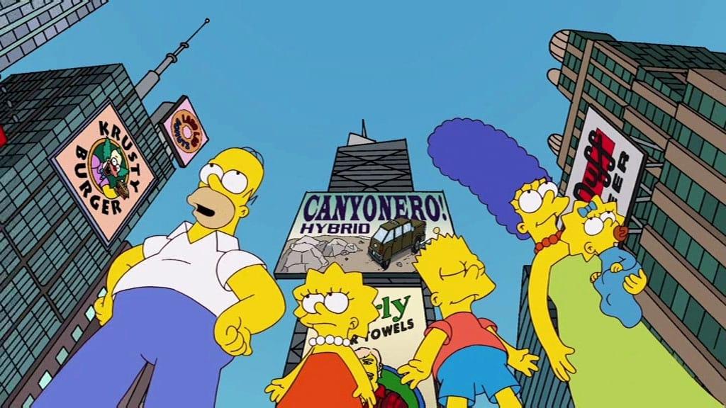 The Simpsons - Season 24 Episode 1 : Moonshine River