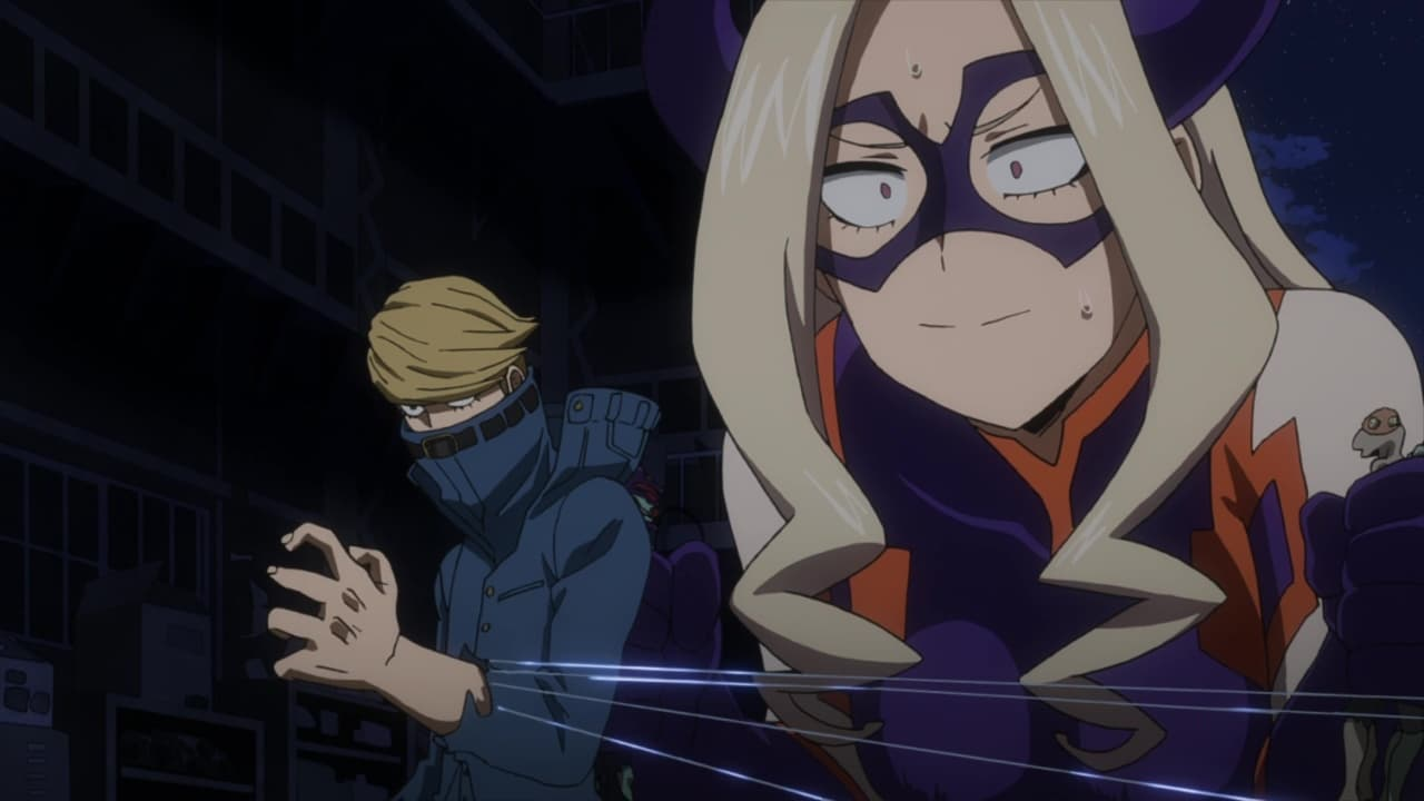 My Hero Academia • S03E09