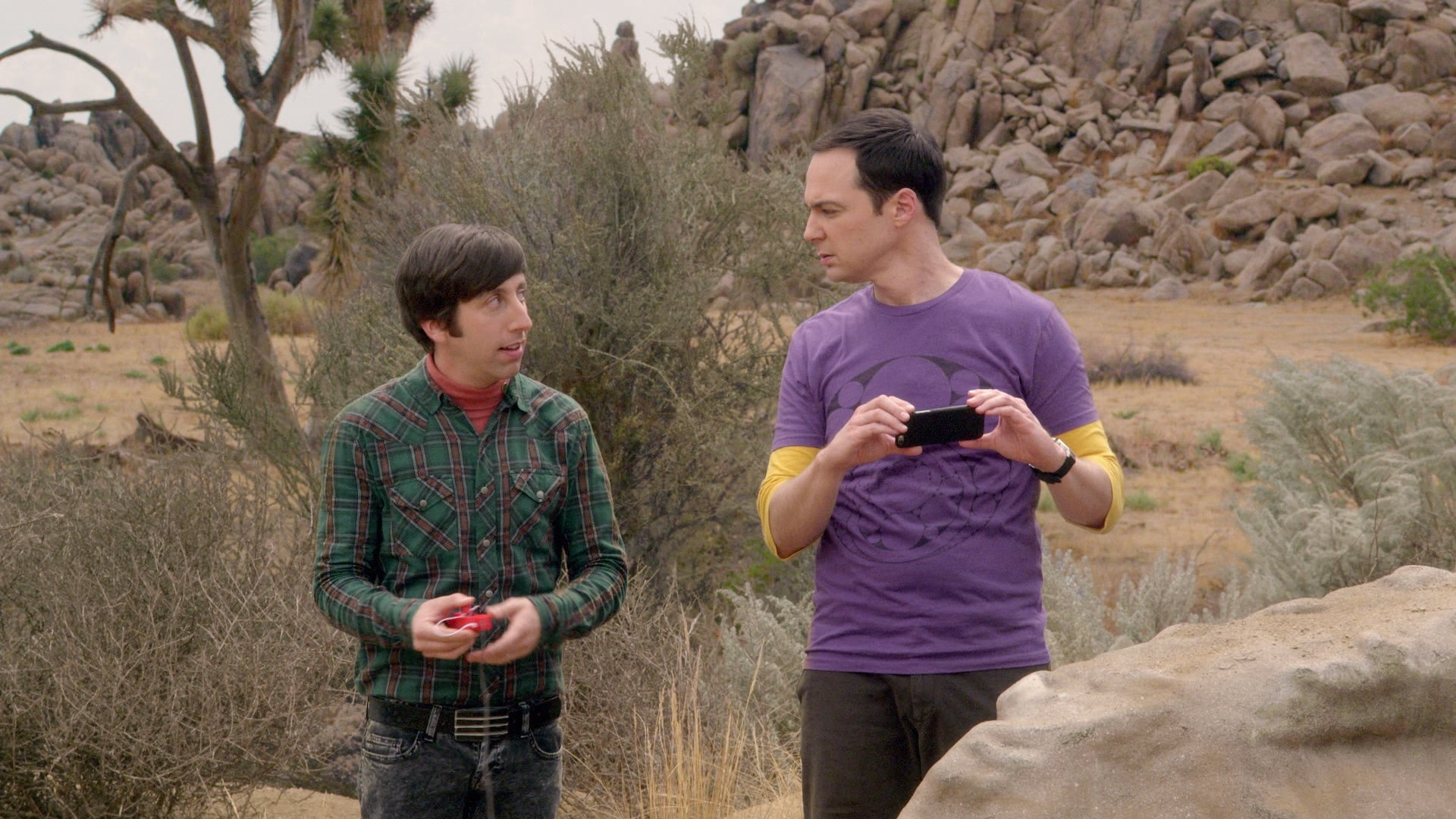 The Big Bang Theory - Season 11 Episode 4 : The Explosion Implosion