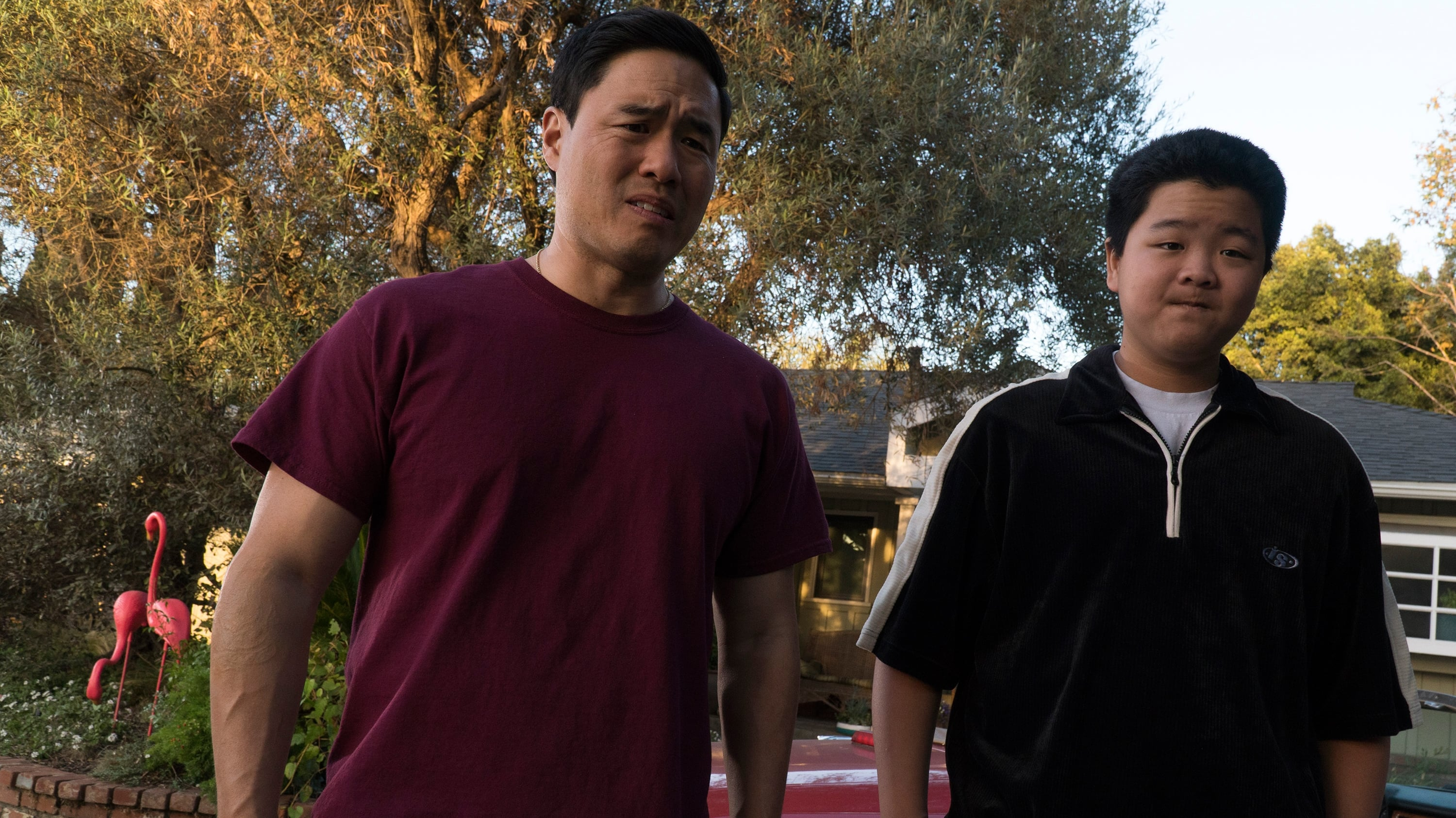 Fresh Off the Boat Season 4 :Episode 13  The Car Wash