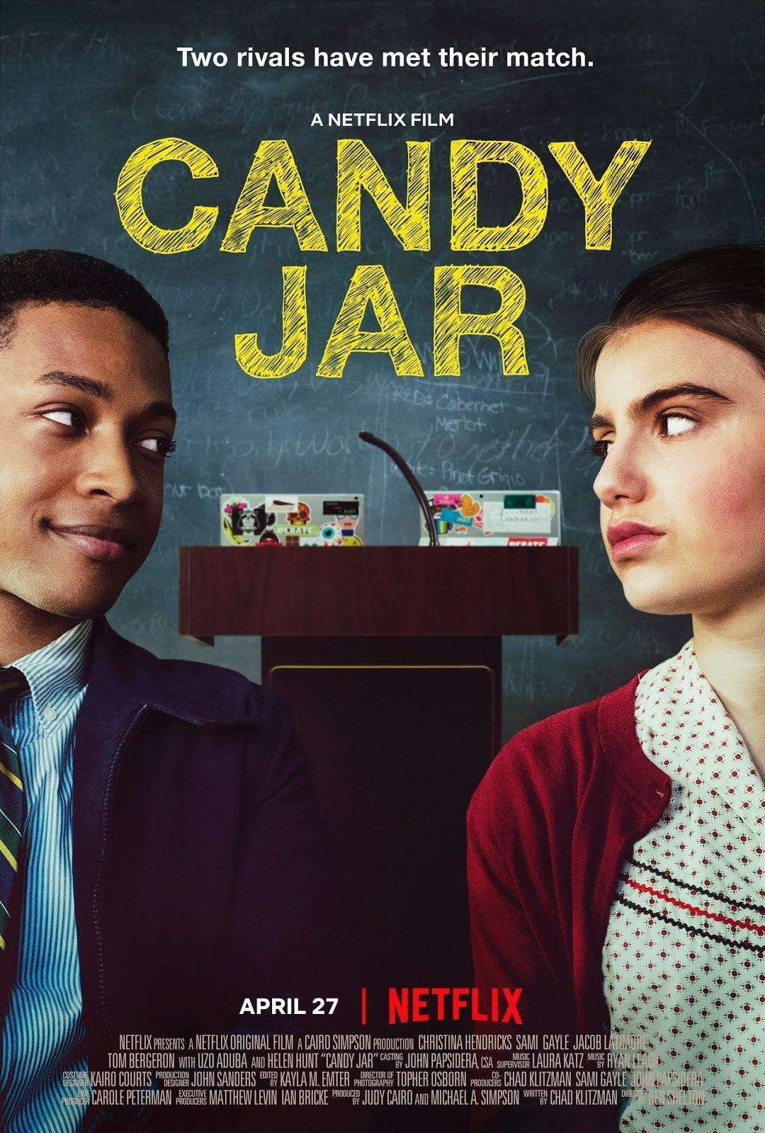 Póster Candy Jar