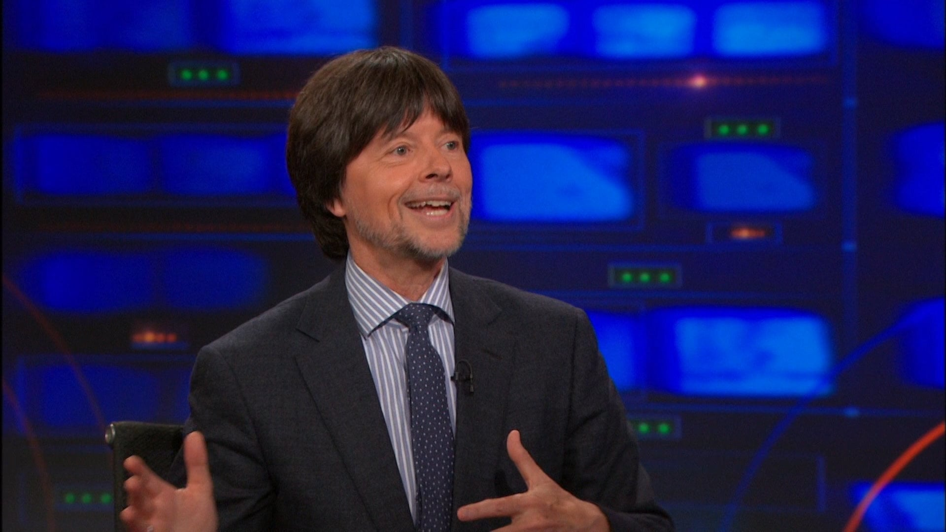The Daily Show with Trevor Noah Season 19 :Episode 152  Ken Burns