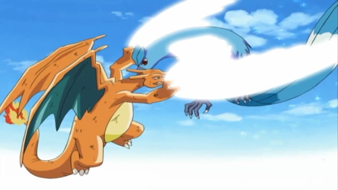 Pokémon Season 8 :Episode 44  The Symbol Life