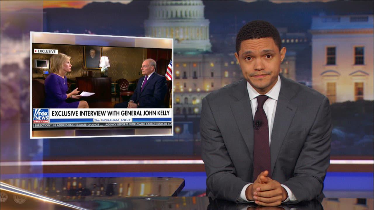 The Daily Show with Trevor Noah Season 23 :Episode 14  Gretchen Carlson