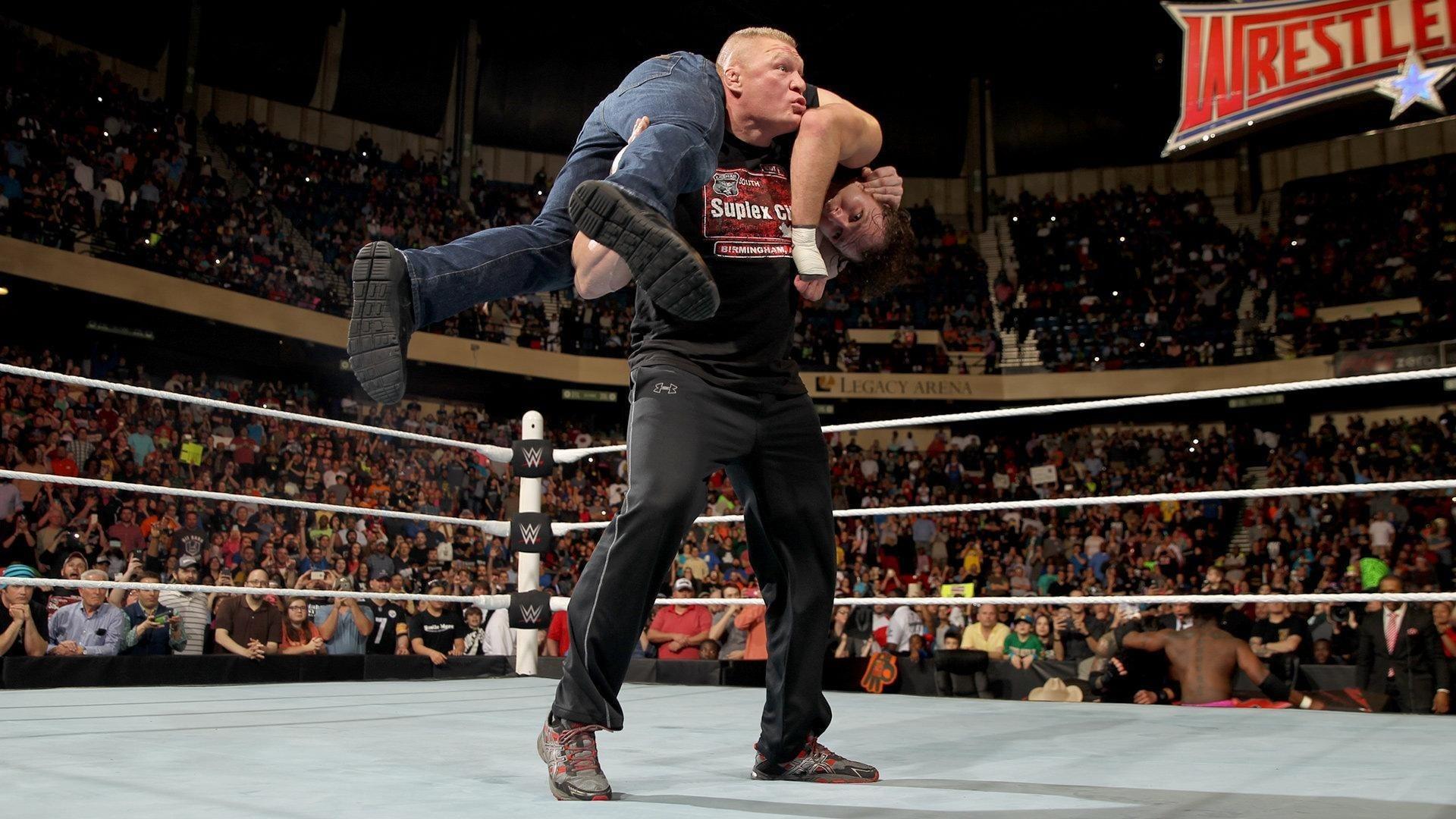WWE Raw Season 24 :Episode 5  February 1, 2016 (Birmingham, AL)